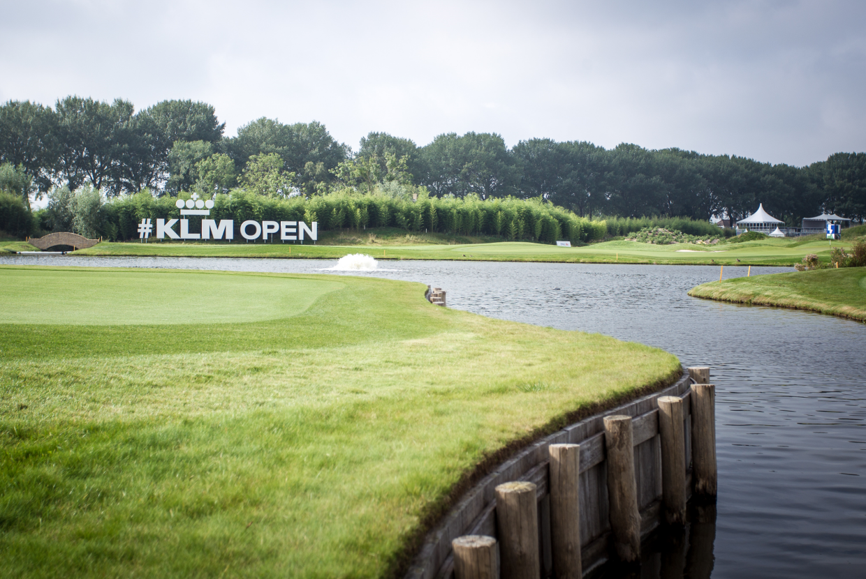 The Dutch KLM open