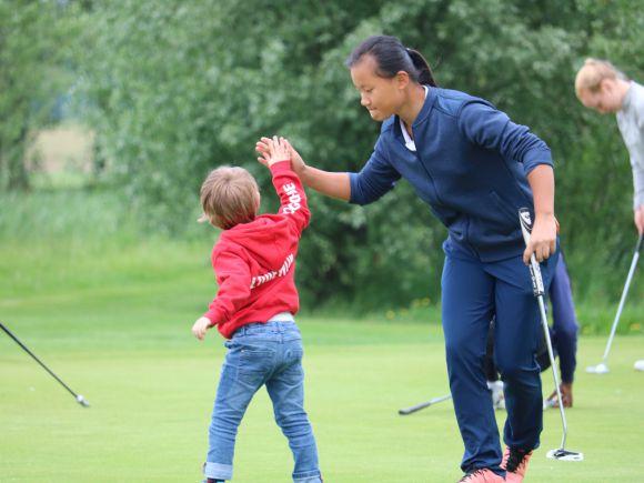 US-Kids Golf Almkreek